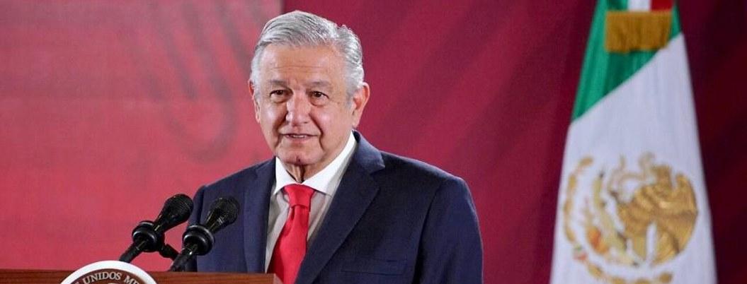 AMLO: arranca hoy construcción del aeropuerto de Santa Lucía