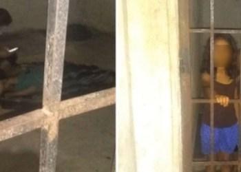 Mujer indígena va a preguntar por su esposo y también la encarcelan 6