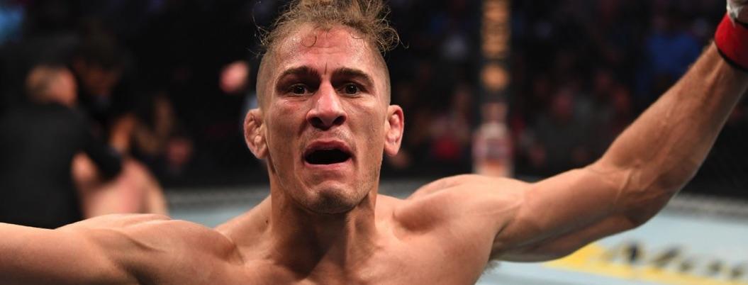 Nocaut con el talón, la nueva proeza en el torneo de UFC   VIDEO