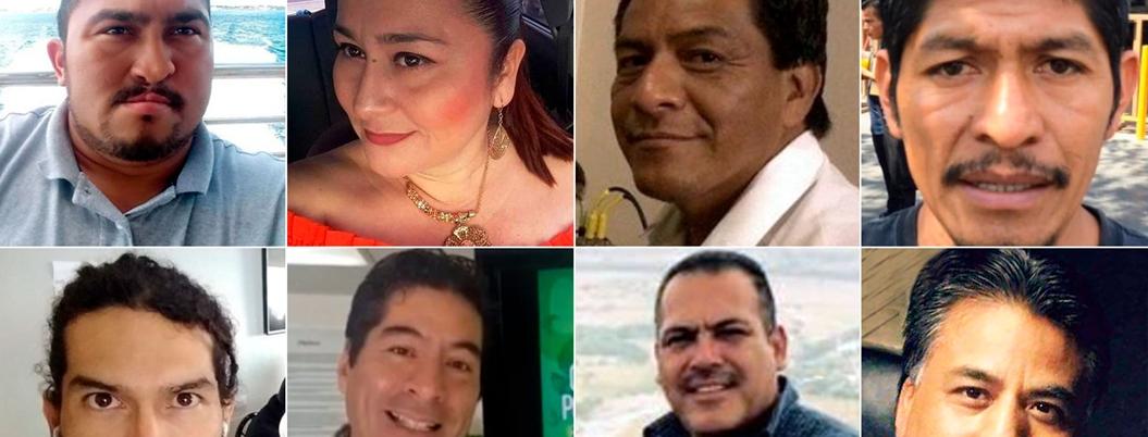 México ocupa el primer lugar mundial en asesinatos de periodistas
