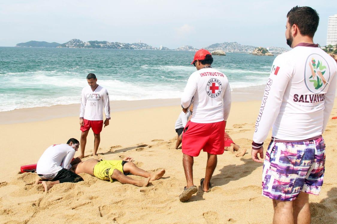 Salvavidas Acapulco 1