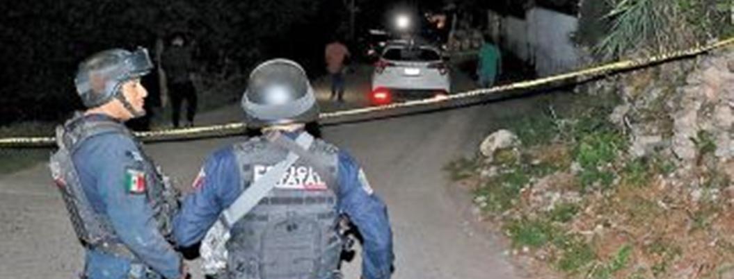 Fiscalía etiqueta como integrantes de Los Rojos a 9 asesinados en Zitlala