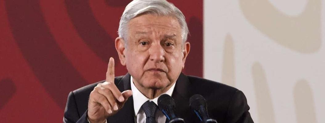 Andrés Manuel no se impacienta y se aferra a su estrategia de pacificación