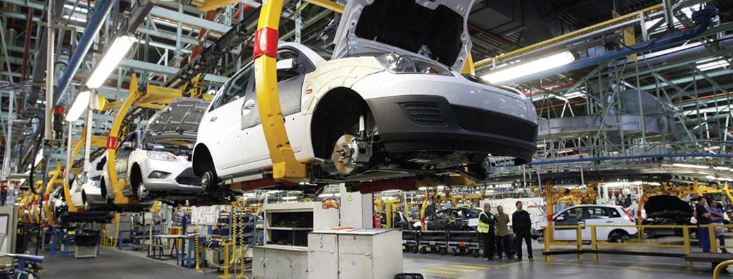 México rompe récords en exportación de autopartes