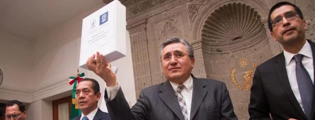 """CNDH se lanza contra la 4T: """"hay violación sistemática de derechos"""""""