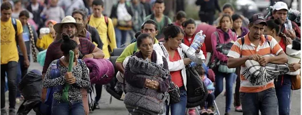 México actuará conforme a la ley si caravana desacata disposiciones