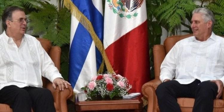 Cuarta Transformación estrecha lazos con gobierno de Cuba 1