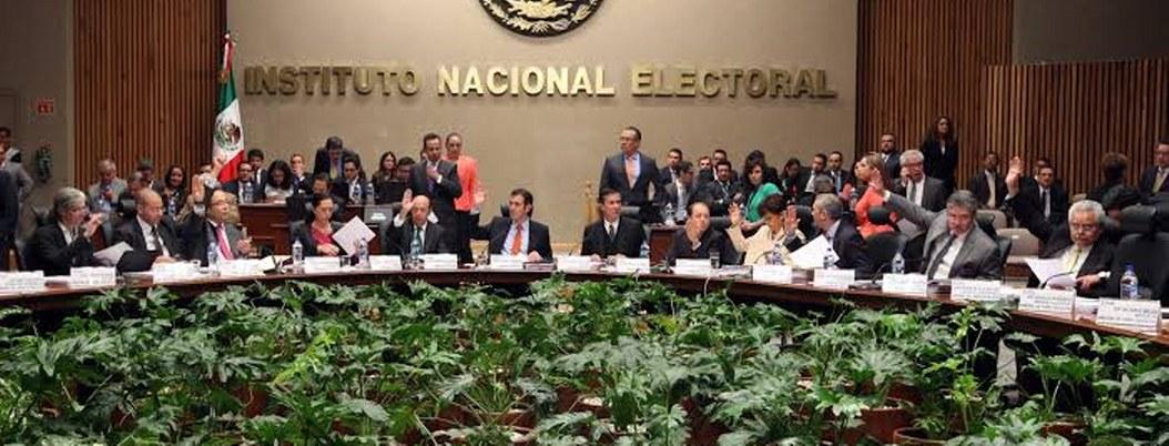 INE multa con 586 millones de pesos a todos los partidos políticos