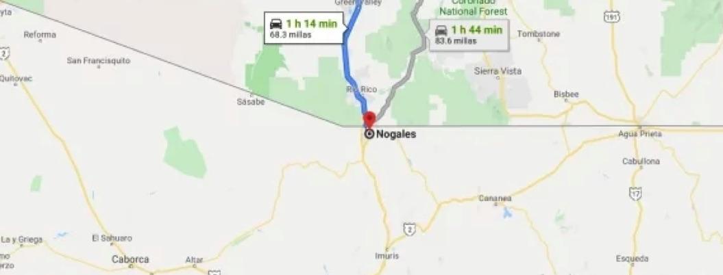 Liberan en Sonora a empresario de NY secuestrado en Arizona