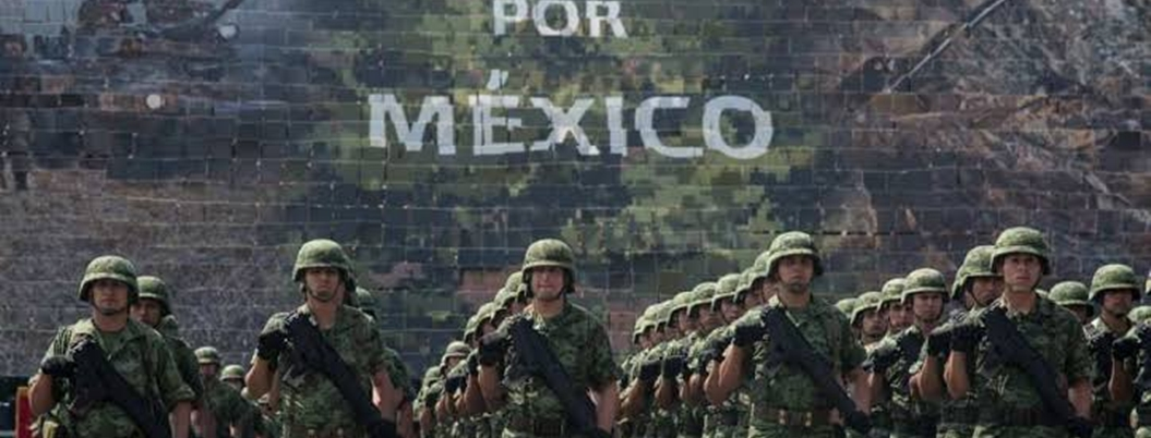 """""""Ejército sólo intervendrá en estado de excepción"""", afirma general"""