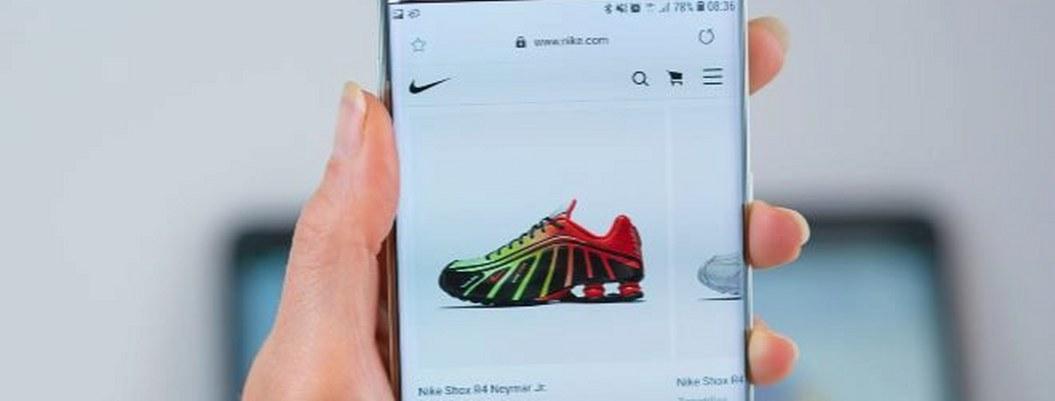 Nike dejará Amazon; apuesta por su propia tienda online