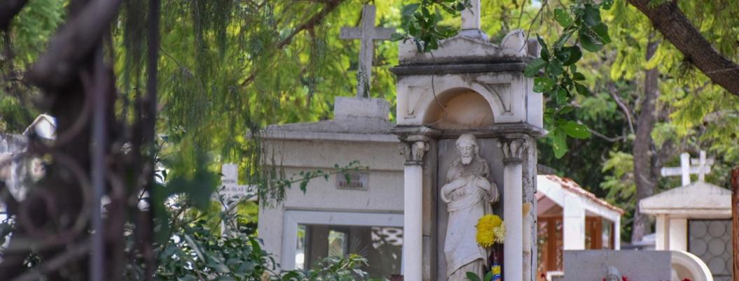 Niña picada por alacrán, la primera muerta del Panteón de Chilpancingo