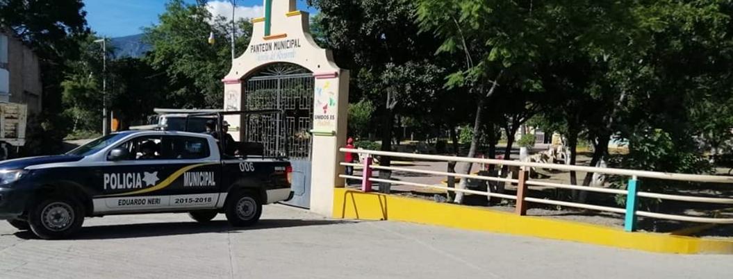 Habitantes se resguardan en sus casas por violencia en Zumpango, Guerrero