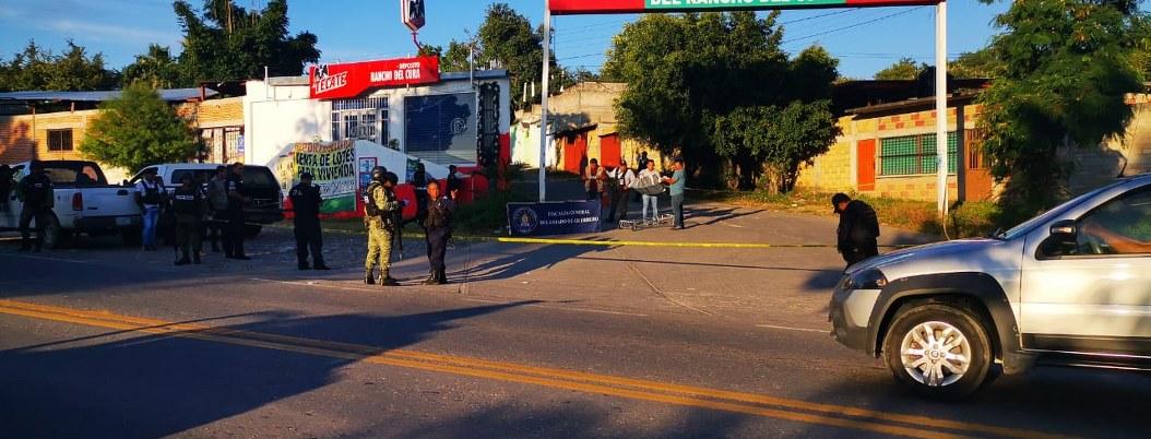 Matan a un hombre a balazos en comunidad de Iguala