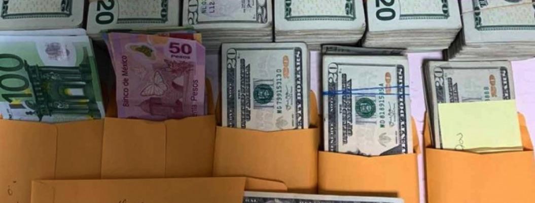 GN detiene a venezolano con 100 mil dólares en aeropuerto