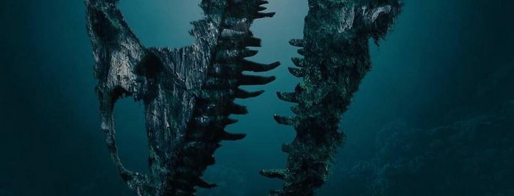 Halla huesos de pliosaurio, monstruo marino 150 millones de años