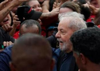 Justicia brasileña decreta la libertad de Lula da Silva 1