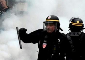 policías Francia