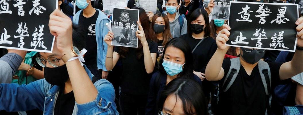 Muere estudiante de Hong Kong, primera víctima mortal de las protestas