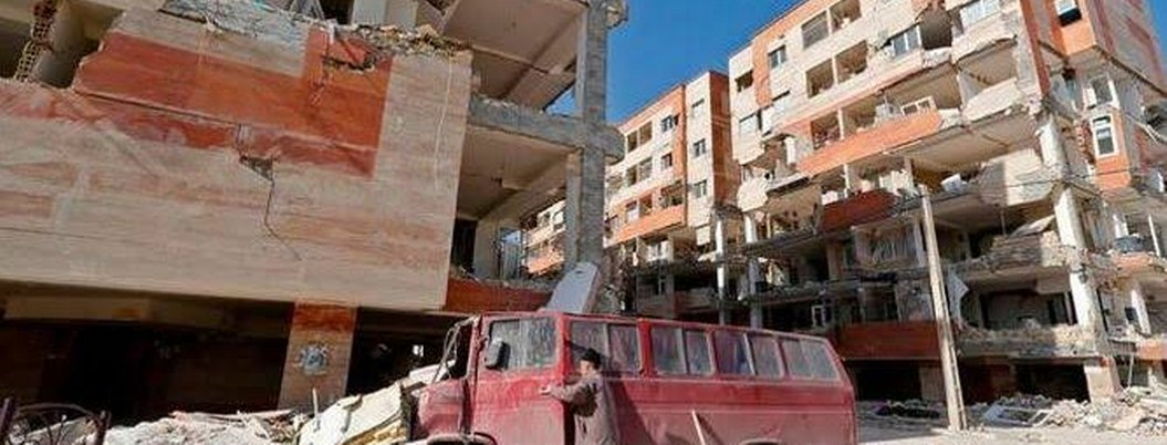 Mueren 5 personas en sismo de 5.9 que sacudió en Irán