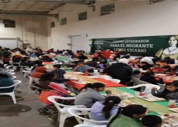 Detectan brote de varicela en albergue de migrantes en Chihuahua 6