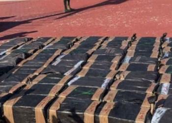 Asegura la Marina 56 kilogramos de cocaína en Lázaro Cárdenas 9