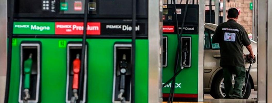 SHCP deja a las gasolinas sin estímulo fiscal