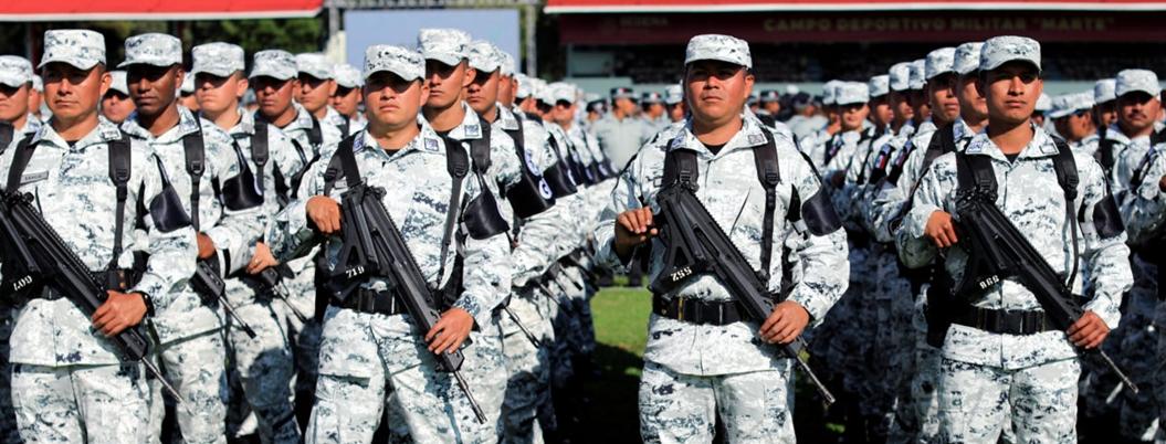 Darán apoyo a integrantes de la Guardia Nacional heridos
