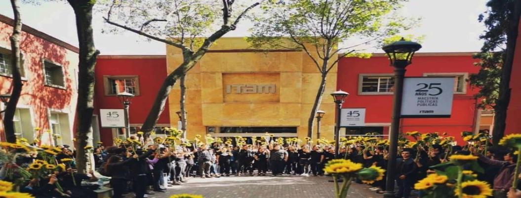 Alumnos declaran paro total en el ITAM tras suicidio de estudiante