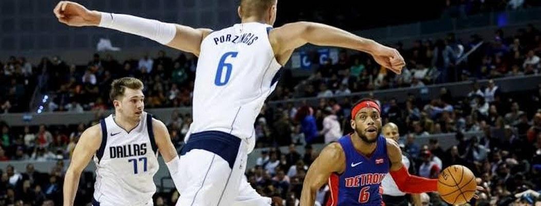 NBA suspende temporada por epidemia de coronavirus