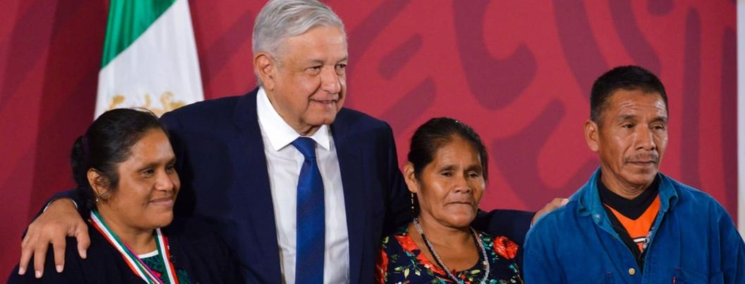 Obtilia Eugenio, una vida dedicada a defender la causa indígena