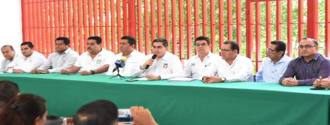 PRI Guerrero balbucea crítica a primer año de gobierno de Obrador