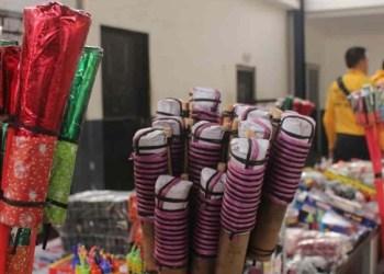 Venden pirotecnia por redes sociales en Monterrey 1