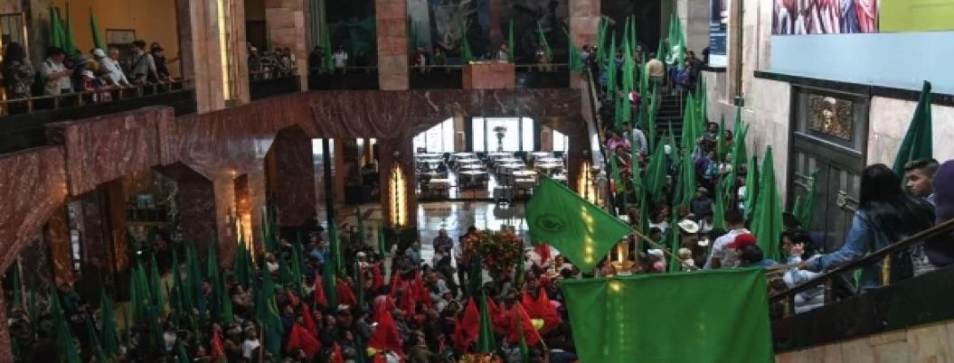 Cultura dice no a la violencia y a la censura en caso Zapata Gay