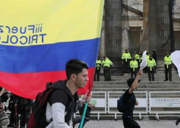 Proceso de paz avivó protestas contra neoliberalismo en Colombia 5