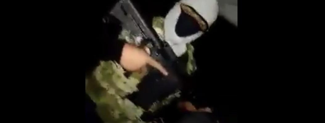 Rambo llega a Taxco y amenaza al CJNG: habrá matazón
