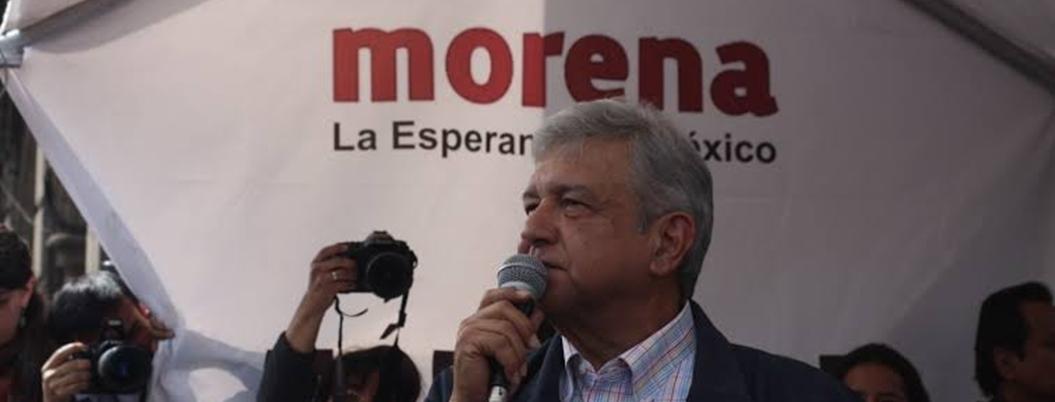Andrés Manuel dejará que Morena se pudra con sus líderes perversos