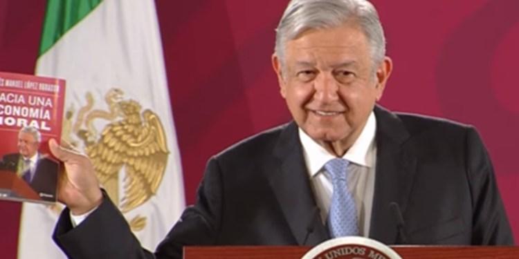 López Obrador se volverá escritor al salir de la Presidencia 1