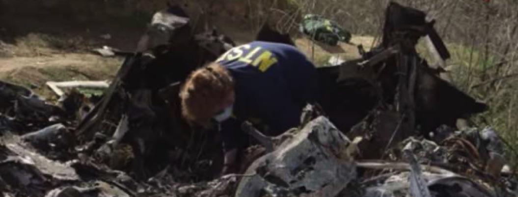 Autoridades de EU identifican el cuerpo de Kobe Bryant