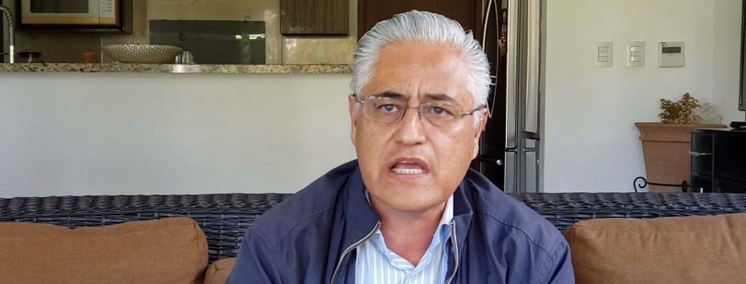 """""""No robé nada"""", responde Alejandro Vera, exrector de la UAEM"""