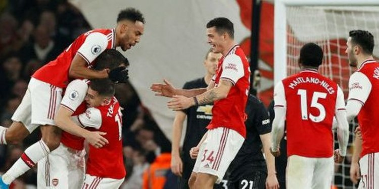 Arsenal gana
