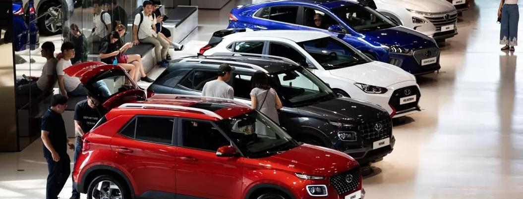 Autos asiáticos dominan el mercado en México