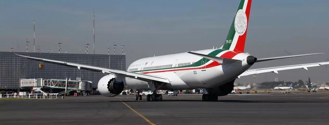 AMLO mostrará al público los lujos del avión de Peña