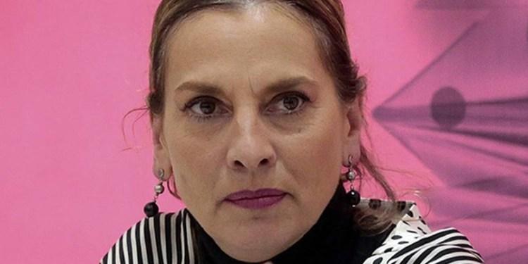 Beatriz Gutiérrez reprocha vandalismo feminista por uso de bombas