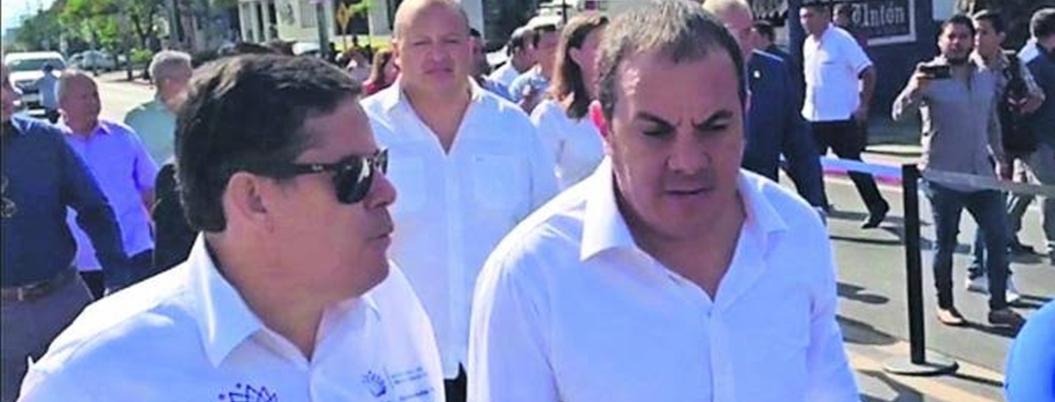 """Alcaldes se rebelarán al """"Cuau"""" porque no los atiende"""