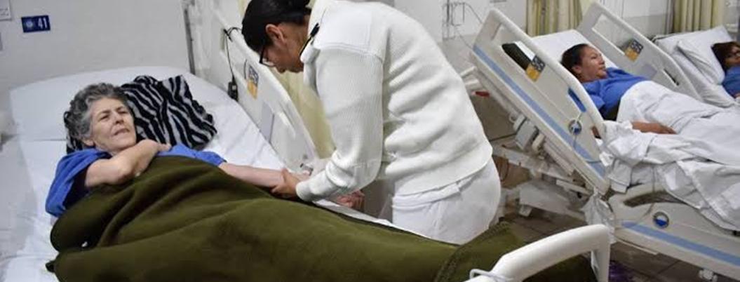 Salud equipará con camas a hospitales de estados sureños