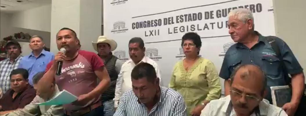 Culpan a entrega de fertilizante por baja producción en Guerrero