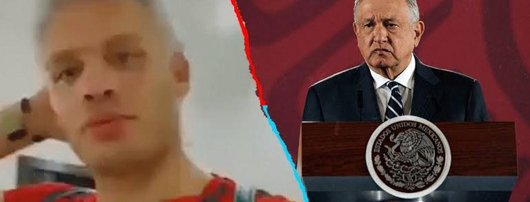 """""""Si yo fuera AMLO dejaría a pobres usar billetes falsos"""": Chávez Jr"""