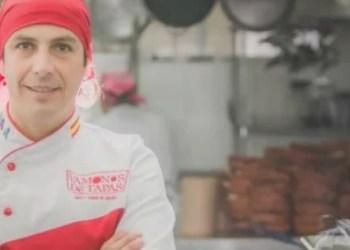 Acribillan a chef español en Tijuana 1