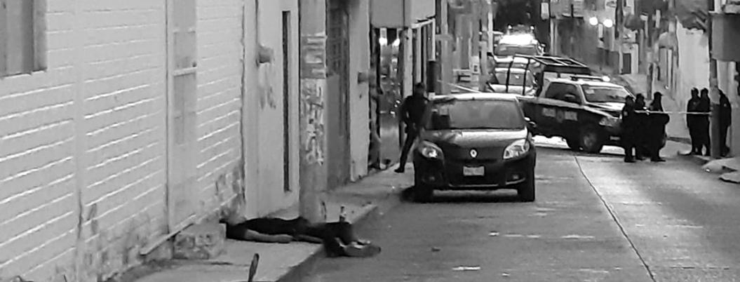 Asesinan a un joven en el Centro de Chilpancingo